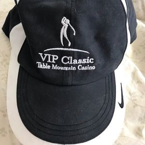 NWT Nike Table Mountain Casino ball cap